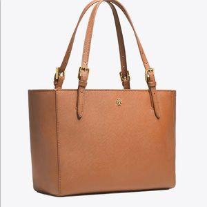 Tory Burch York Saffiano Handbag